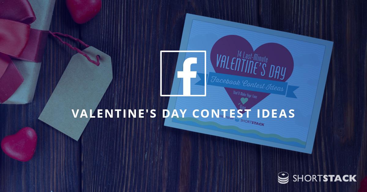 facebook contest ideas for valentine 39 s day shortstack. Black Bedroom Furniture Sets. Home Design Ideas