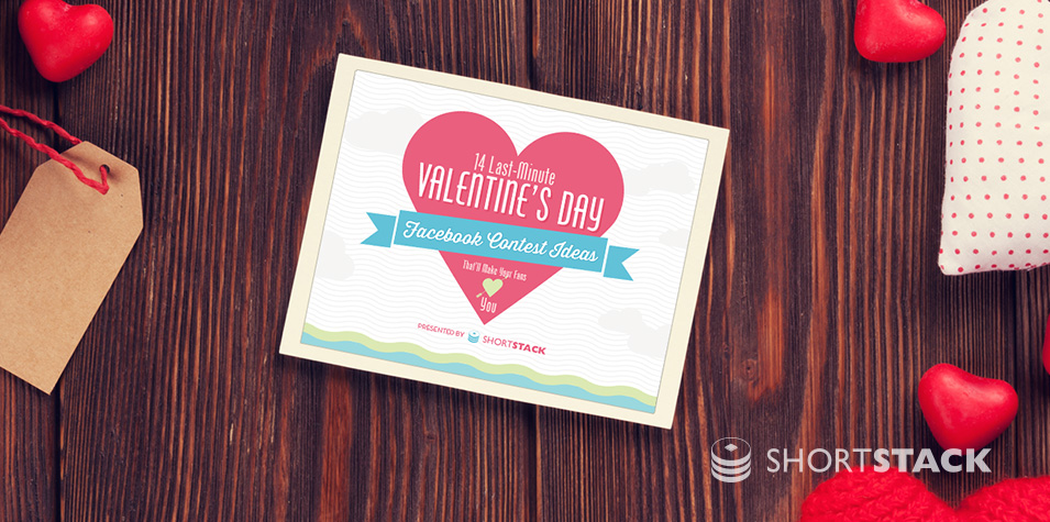 Facebook Contest Ideas For Valentines Day Shortstack