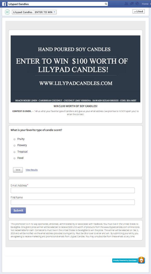 Lilypadfacebookpage