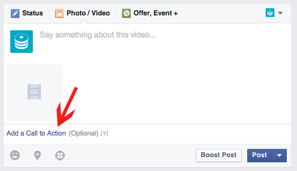 How to Add a Call to Action Button to Your Facebook Video