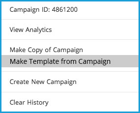 Make a Template