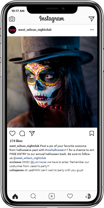 3 Easy Ideas for Halloween Instagram Contests - ShortStack