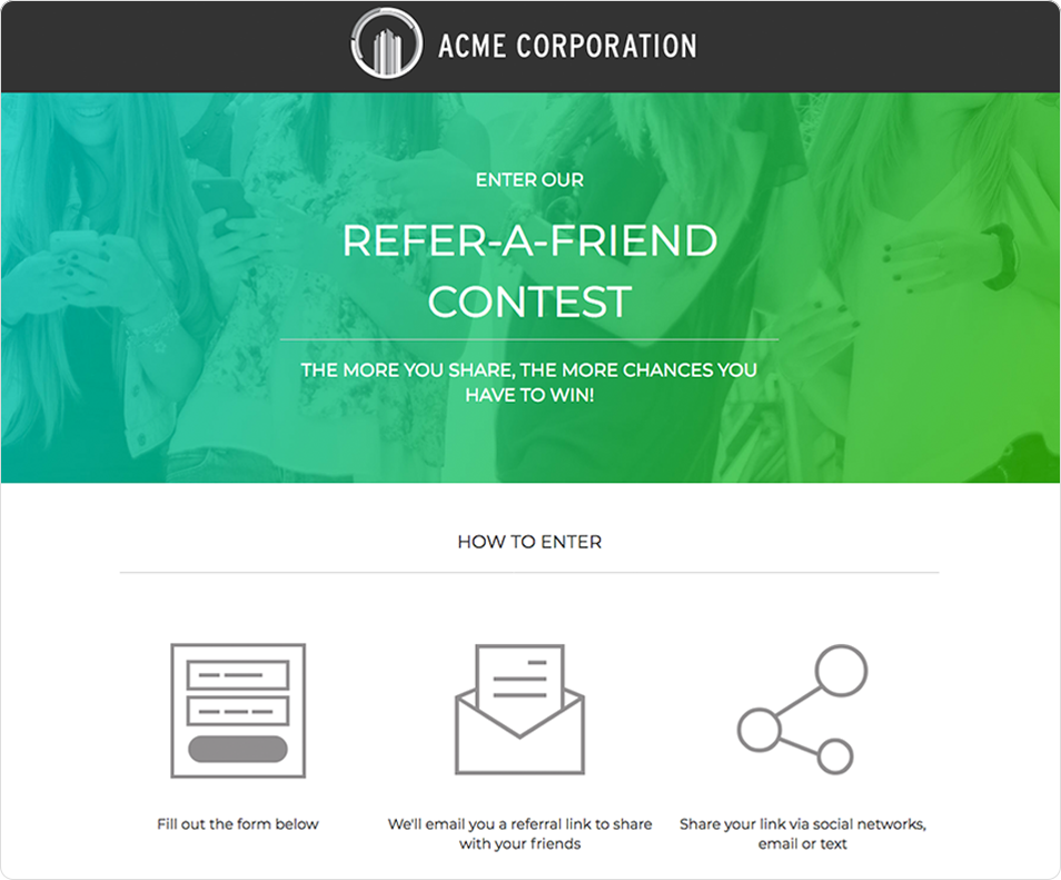 Can I Reward Participants for Sharing My Contest or Giveaway