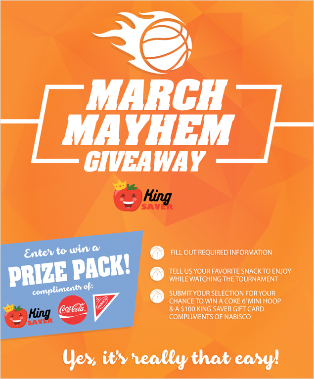 Creative March Madness Advertising Ideas to Excite your Fans