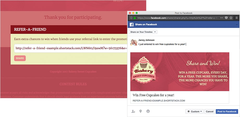 How Much Does it Cost to Run a Facebook Contest? - ShortStack