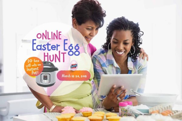 Contest Marketing Example - Easter