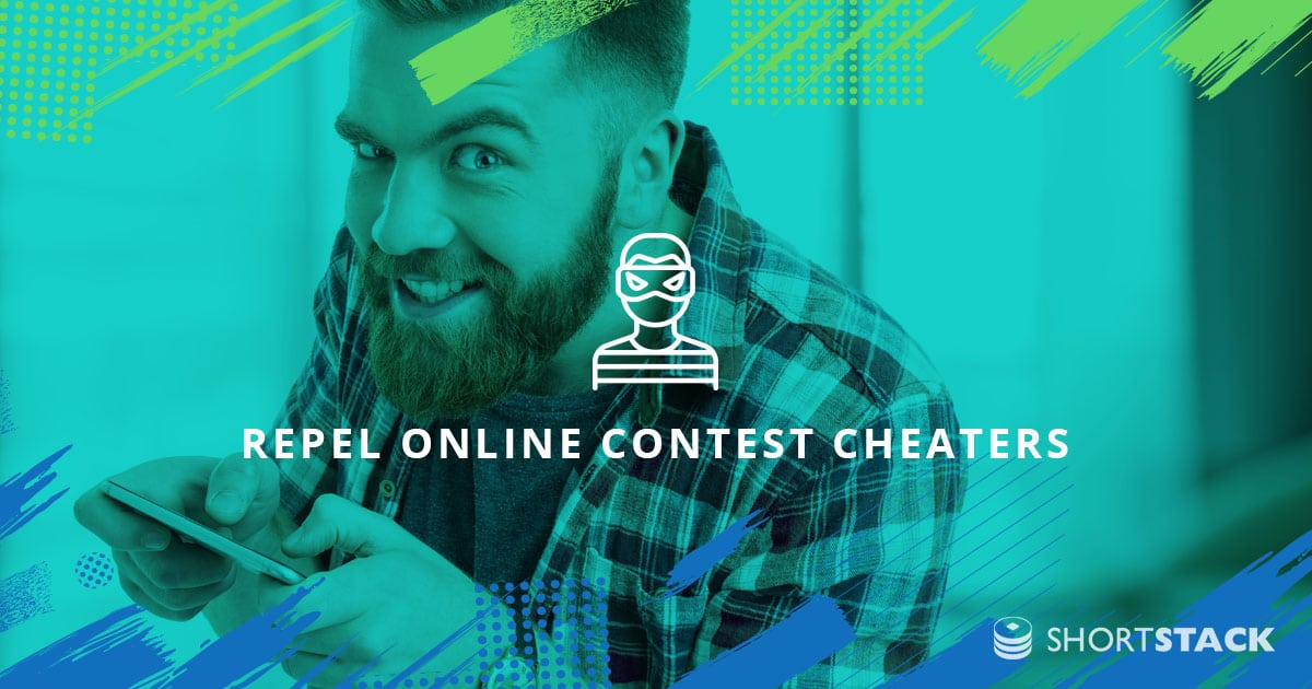 9 Ways to Repel Cheaters from Your Online Contest or Giveaway