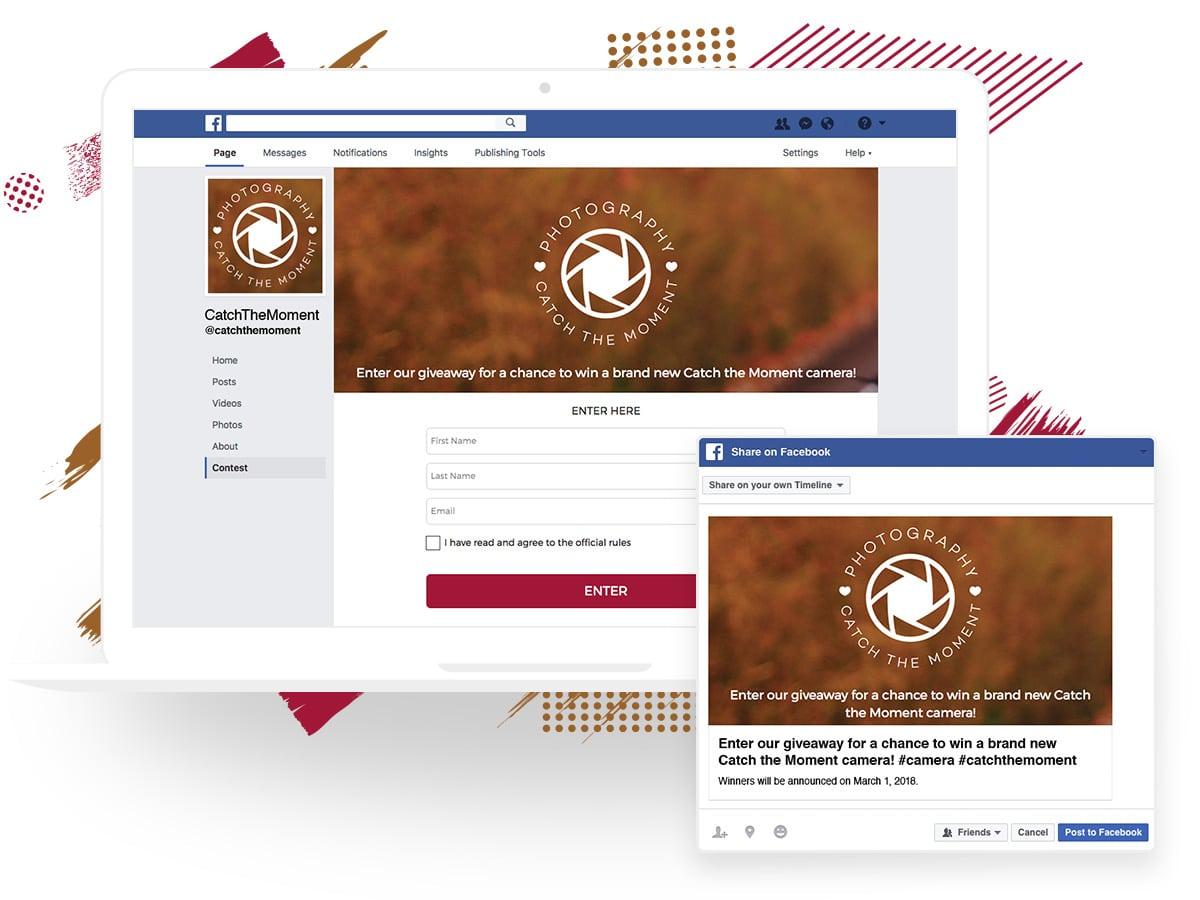 Facebook Contest App - The Best Social Contest App