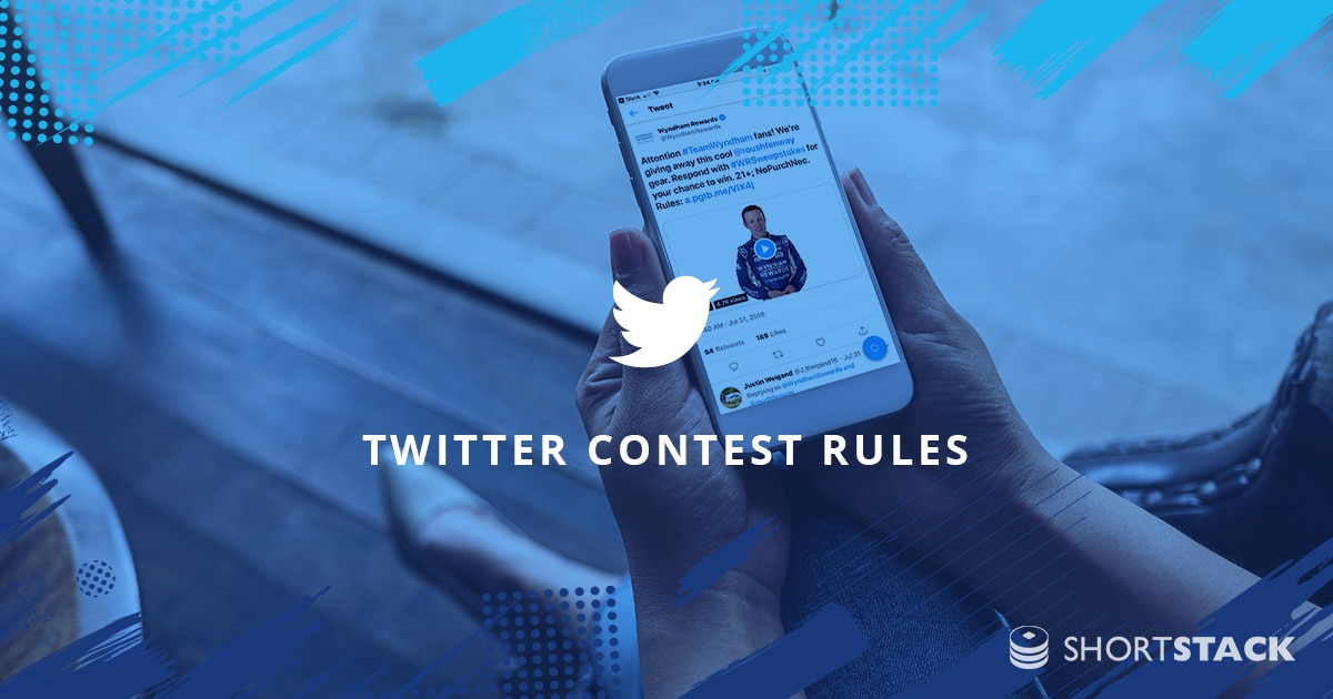 Example Rules for Twitter Contests and Giveaways - ShortStack