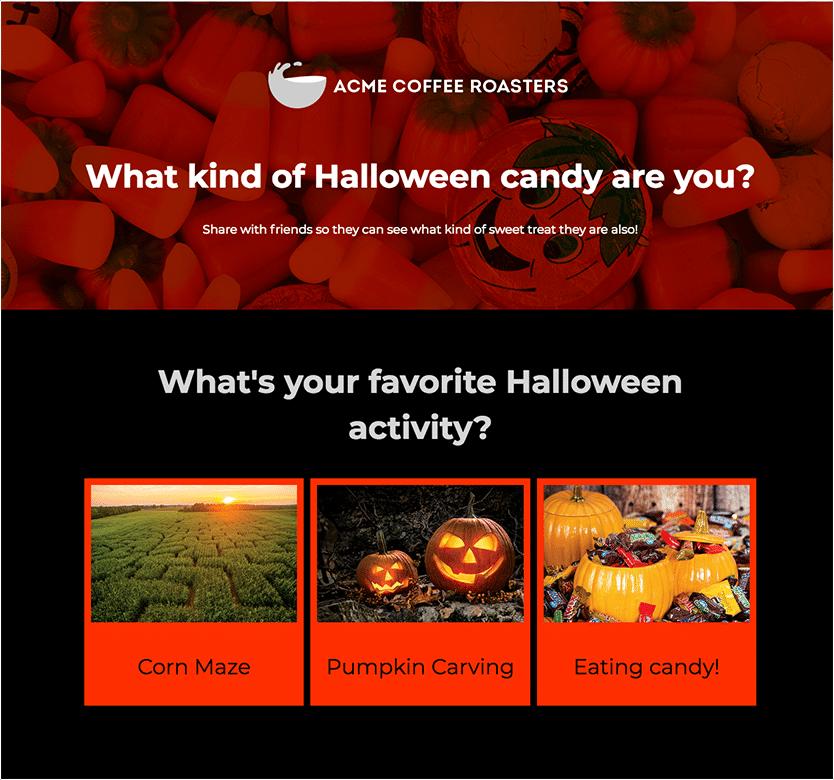Halloween Personality Quiz