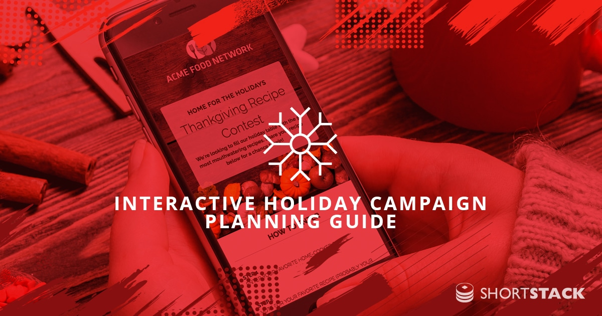 The Essential Interactive Marketing Guide for the Holidays