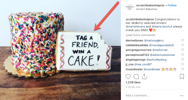 How to Use Facebook and Instagram Comments as Contest Entries